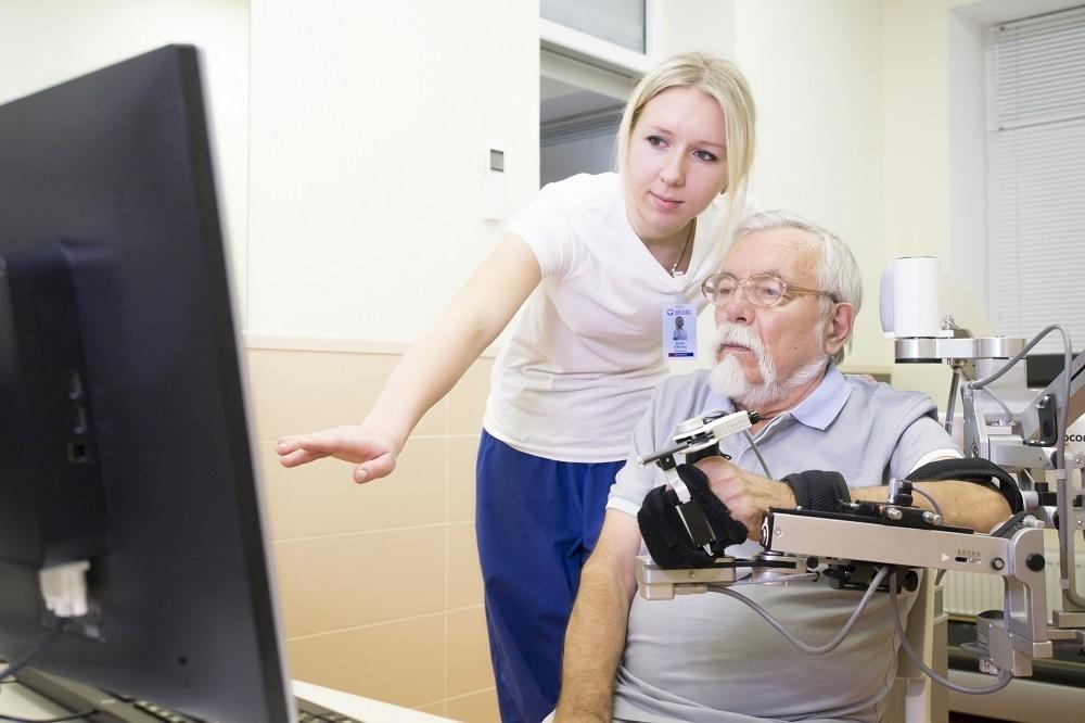 Клиника мчс реабилитация после инсульта